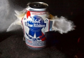 Blast from the Pabst alcoholic recovery sobriety AlKHallAnonymous