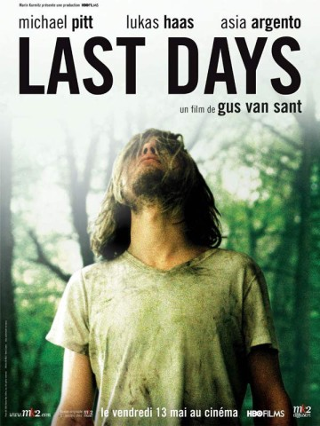 Last Days Poster Al K Hall Anonymous recovery alcoholism sobriety