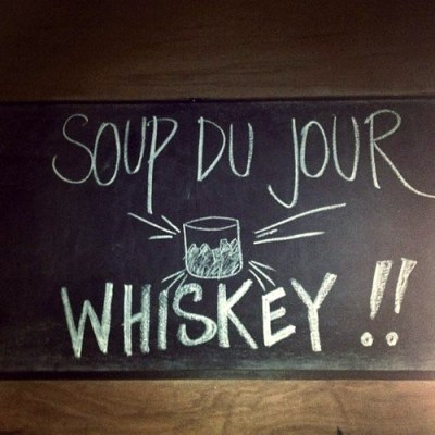 Soup du Jour Al K Hall Anonymous recovery sobriety alcoholism