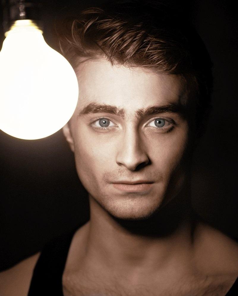Daniel Radcliffe  AlKHall Daniel Radcliffe