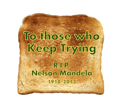 Used 2013-12-06 Dry Toast - Mandela (AlKHall Anonymous sobriety recovery)