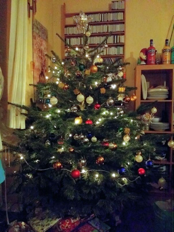 Used 2013-12-25 Tree (AlKHall Sobriety Recovery)