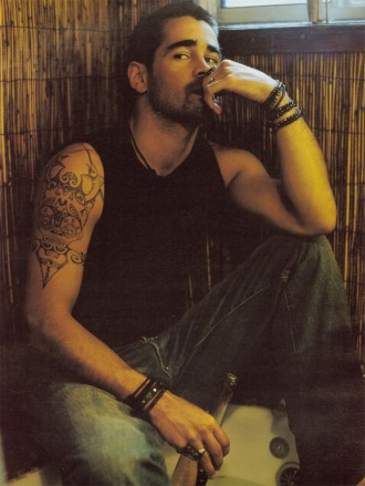 Colin Farrell 02 (AlKHall Celebriety)